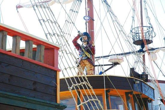 Statek Wycieczkowy Pirat
