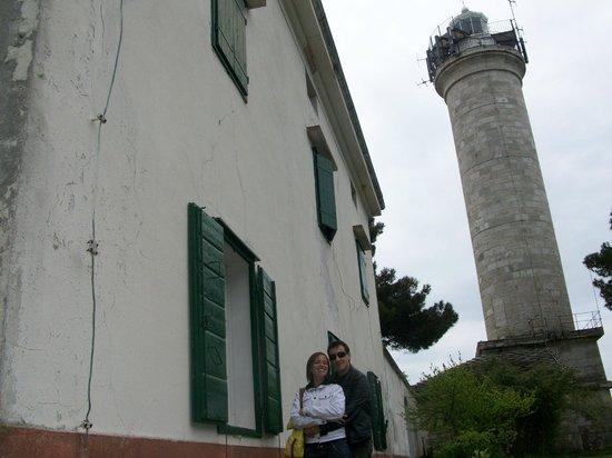 Savudrija Lighthouse: fuori il faro