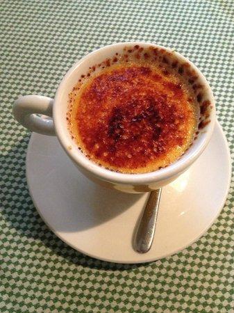 Osteria Al Portonat: Creme Caramel