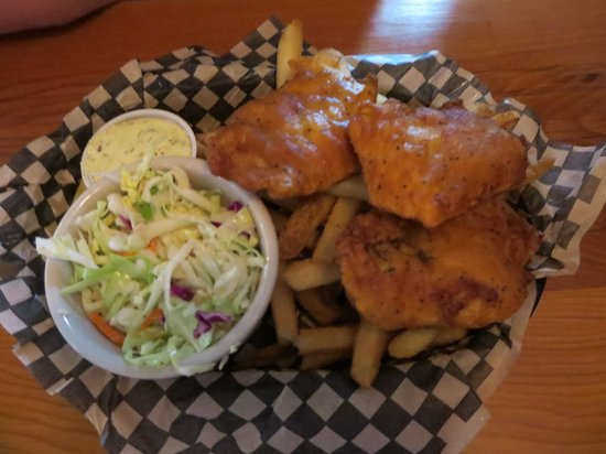 Madrona Bar and Grill: Fish & Chips