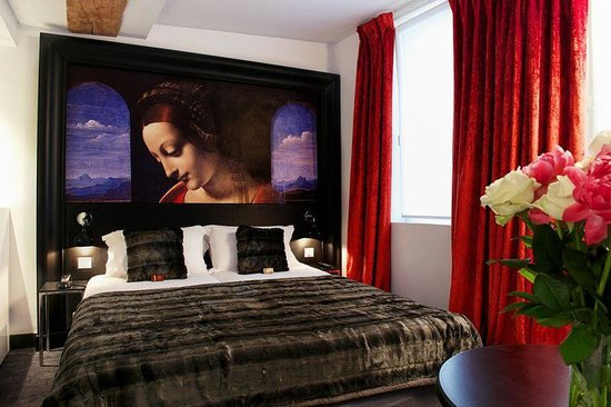 Hotel Le Clos Notre Dame : Chambre La Favorite