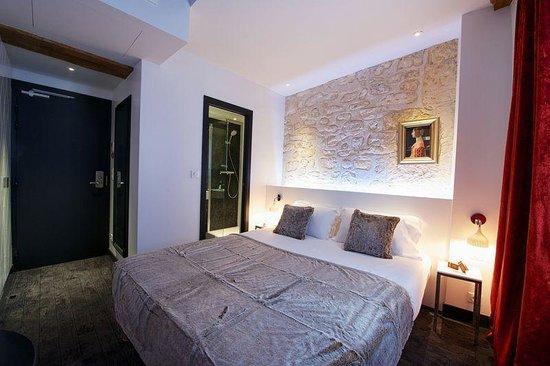 Hotel Le Clos Notre Dame: Chambre Secrète