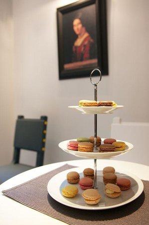Hotel Le Clos Notre Dame: Petit-déjeuner