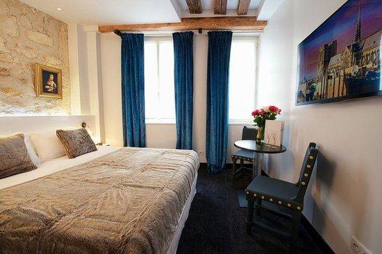 Hotel Le Clos Notre Dame : Chambre Secrète