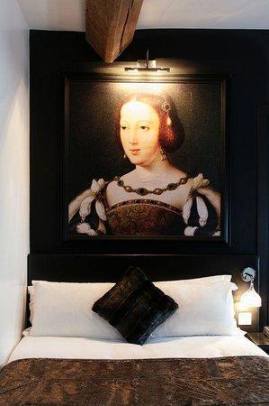 Hotel Le Clos Notre Dame: Chambre Single