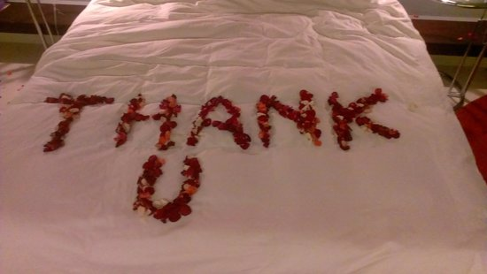 The Picasso Boutique Serviced Residences: what we created out of rose petals