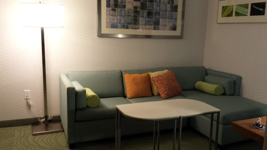 SpringHill Suites Flagstaff: Living room