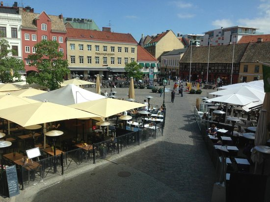 Renaissance Malmo Hotel: View from the room