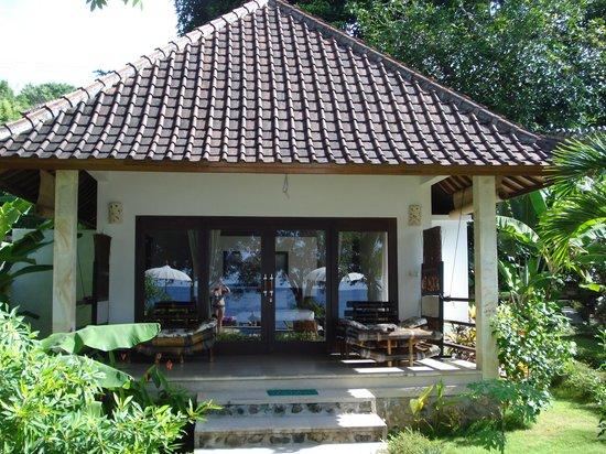 Bali Dream House: Villa met zeezicht