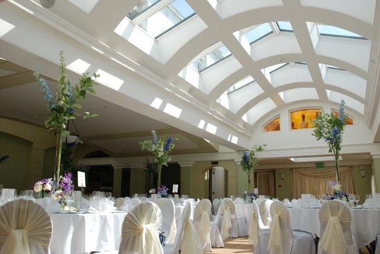 Wedding Venue The Belvedere Pembroke Lodge