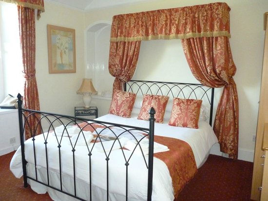 Tregortha Bed & Breakfast : Our bedroom