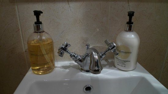 Sea Breeze Brighton: Great Handwash