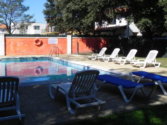 Hotel Torres de Somo: PISCINA