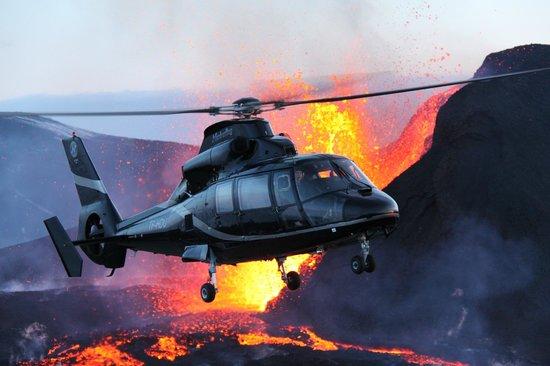 Nordurflug直升机之旅