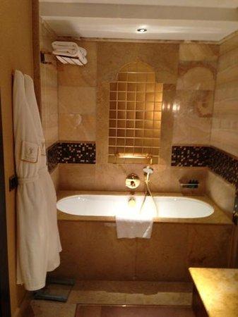 Mardan Palace : bathroom