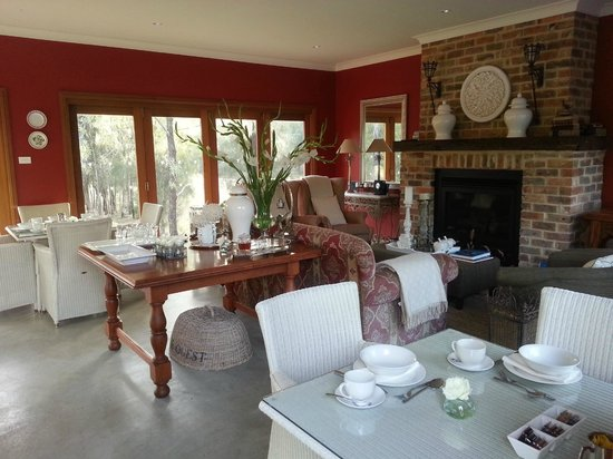 Thistle Hill Guest House: Breakfast Room