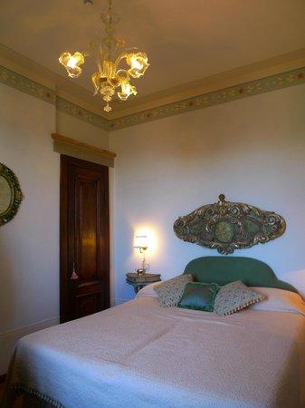 Villa Marsili: Decor