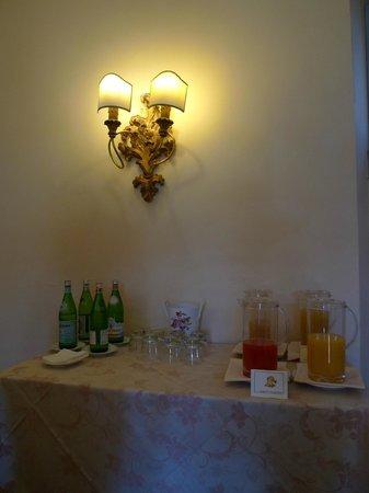 Villa Marsili Hotel: Breakfast