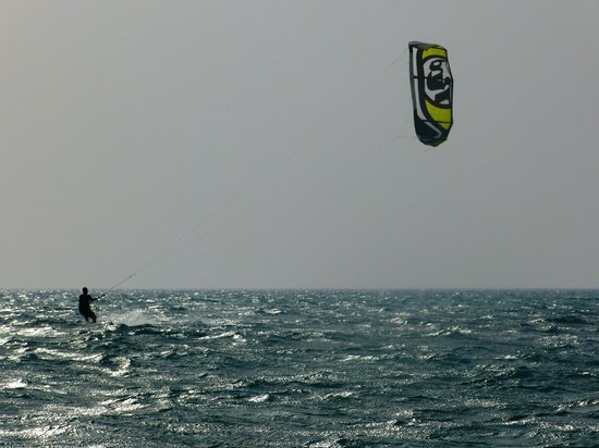 Kiteloop Egypt: Nice Chilling!!