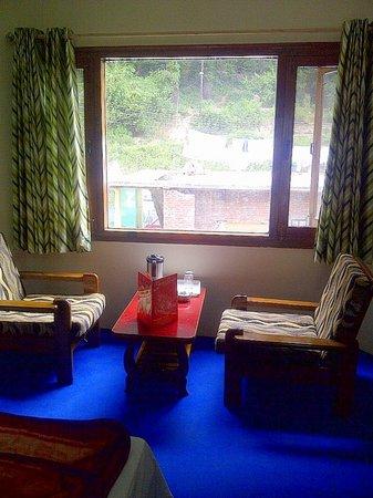 Kapoor Resort: room window