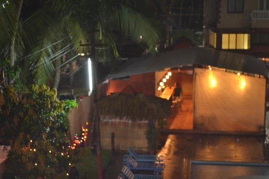 Resort Park Avenue: Night view