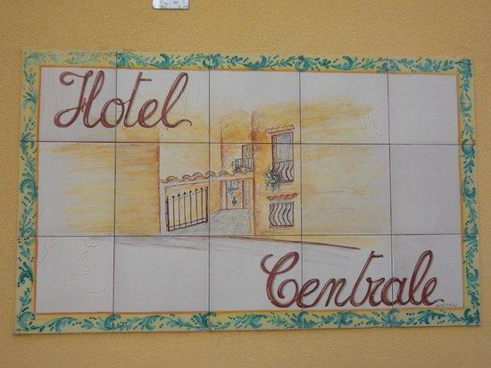 Hotel Centrale: Stemma Hotel