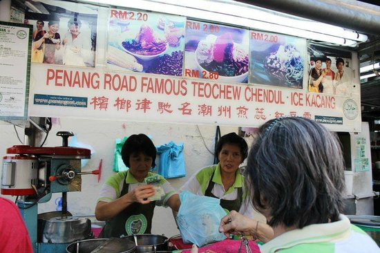 Penang Culinary Tour