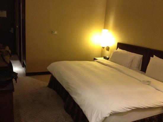 Taipei International Hotel : 台北国際飯店 部屋