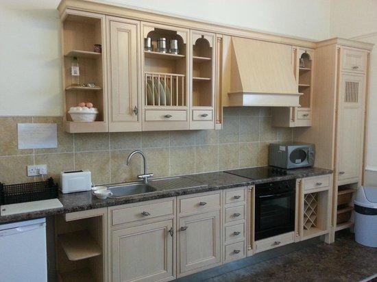Ayr Town Lodge: Kitchenette