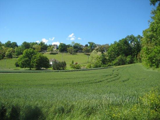 52 Eymet : Eymet Countryside