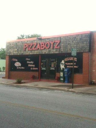 Pizzaboyz