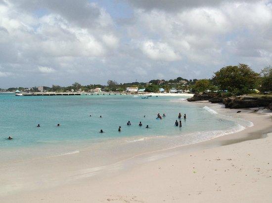 Enterprise (Miami) Beach: The quiet cove beyond Enterprise beach