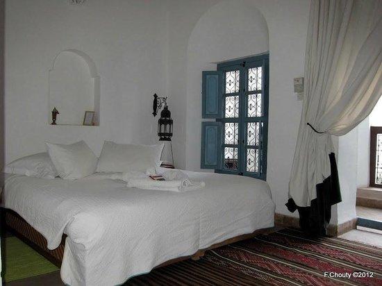 Riad Sekkat : Chambre