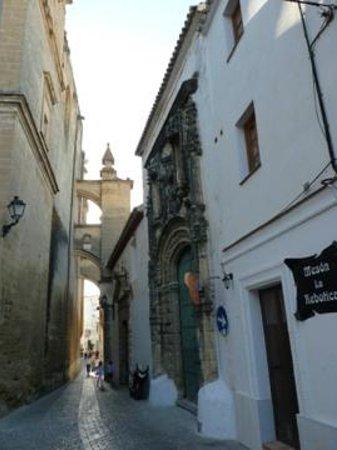 Hotel Los Olivos: Ruelles d'Arcos La Frontera