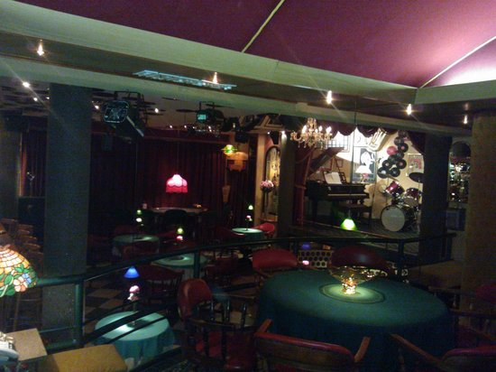 Villa Simonne: A bar doesn't get much better than this...