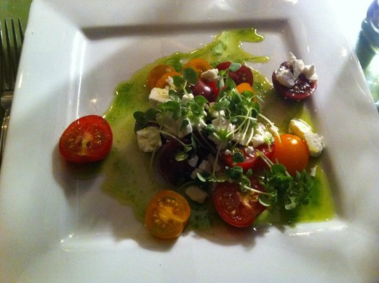 Orient Inn: Salad