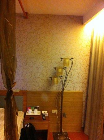Florance Resort Villa Constantinople: my room