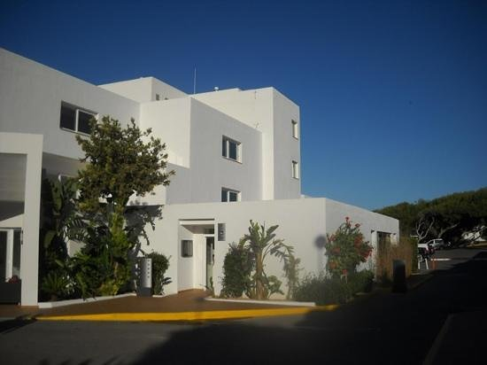 Hotel Riu La Mola : struttura