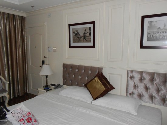 Silverland Jolie Hotel & Spa: Room