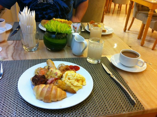 Silverland Jolie Hotel & Spa: Breakfast