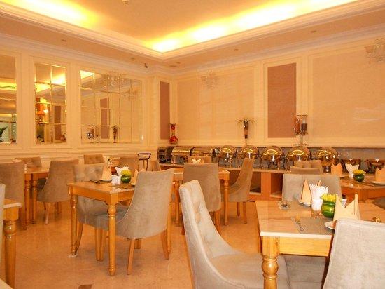 Silverland Jolie Hotel & Spa: Restaurant