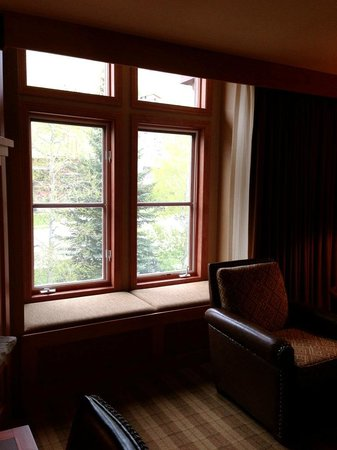 Wyoming Inn of Jackson Hole: Window Seat