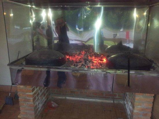 Vukovar, Kroatia: dishes under the iron bell