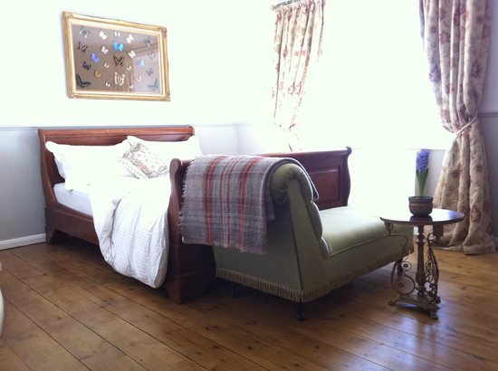 Chapel House at The Lizard: Bedroom