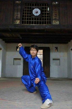 Yangshuo Traditional T'ai Chi School: Ping Wu