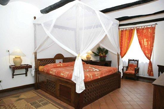 Dongwe Club: Sistemazione: camere