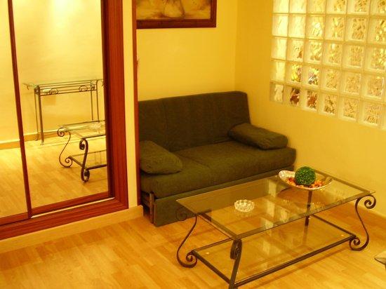 Hotel Corzo: Salon Junior Suite