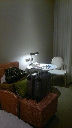 City Suites Taipei Nanxi: desk
