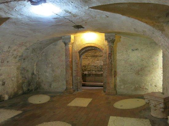 Tomba di Giulietta: гробница