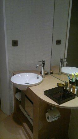 City Suites Taipei Nanxi: Water sink